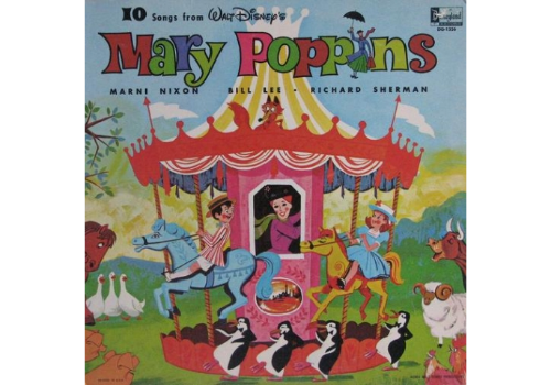 Ten Songs from Mary Poppins