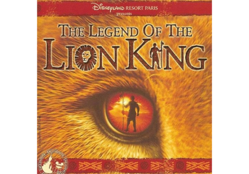 The Legend of the lion king